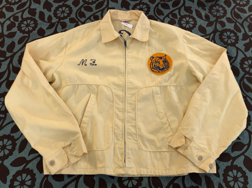 アメリカ仕入れ情報#7 50s~Dan River chain stitch Jacket!! _c0144020_09343353.jpg