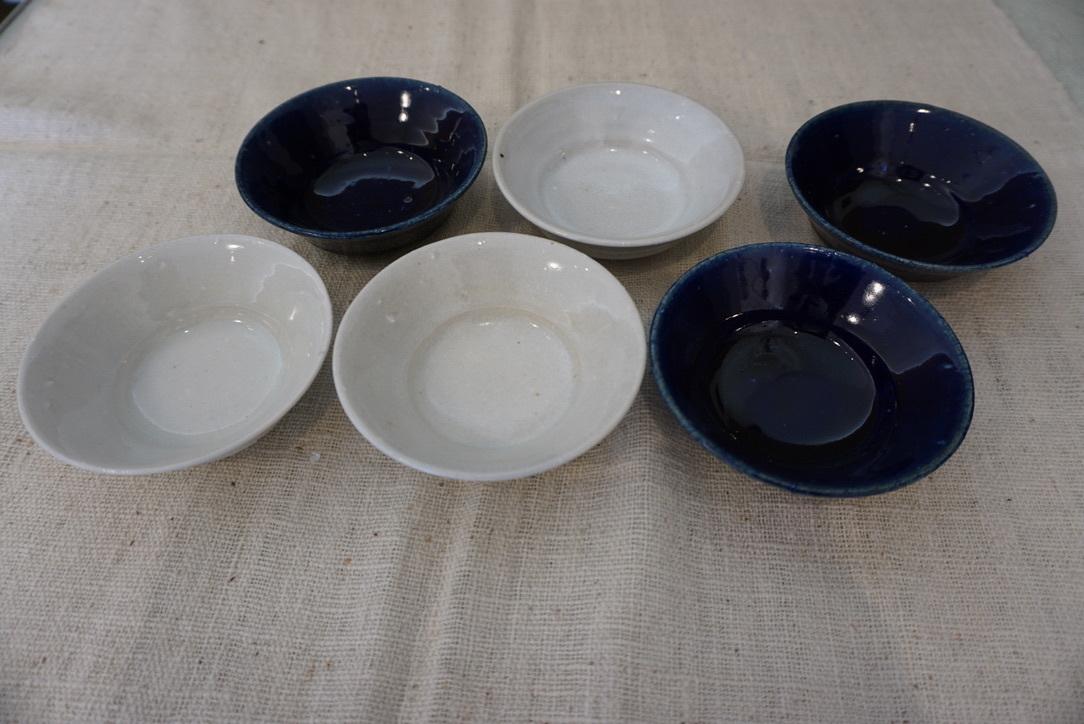 臼田けい子さんの瑠璃といす灰釉のうつわ 届きました_b0132442_14283787.jpeg