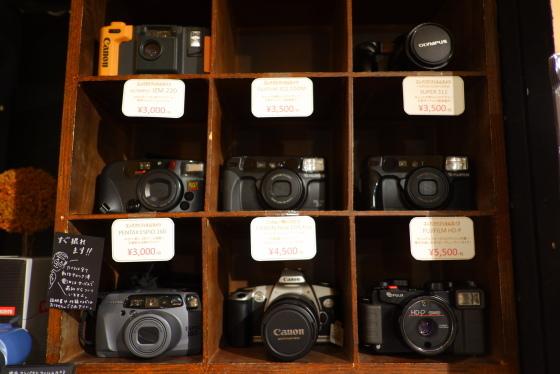 コンパクトフィルムカメラが入荷しました!_c0219051_18155145.jpg