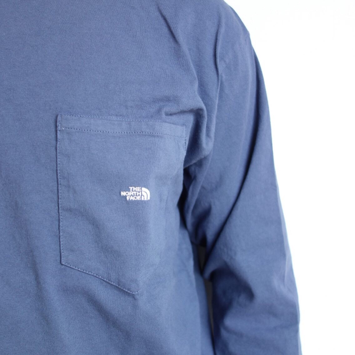 THE NORTH FACE PURPLE LABEL : 7oz L/S Pocket Tee_a0234452_15013327.jpg