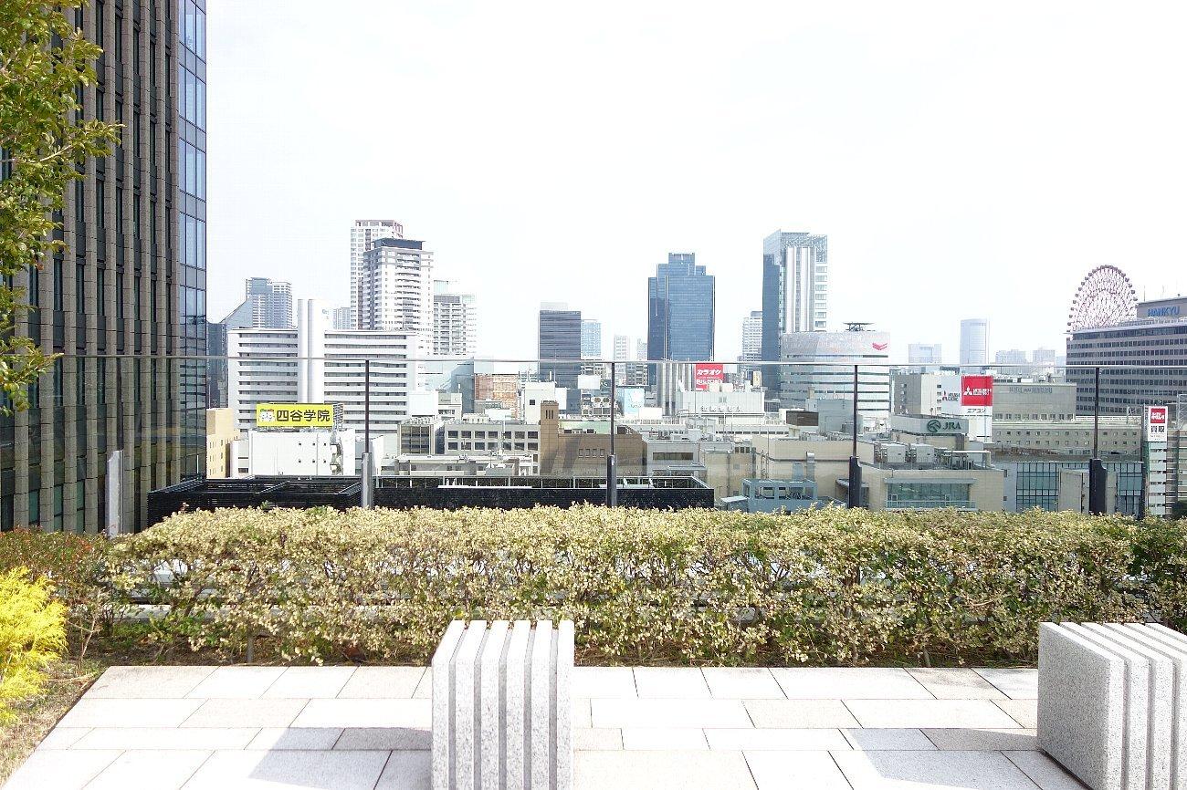 グランフロント大阪 北館(タワーB & C)_c0112559_08171525.jpg