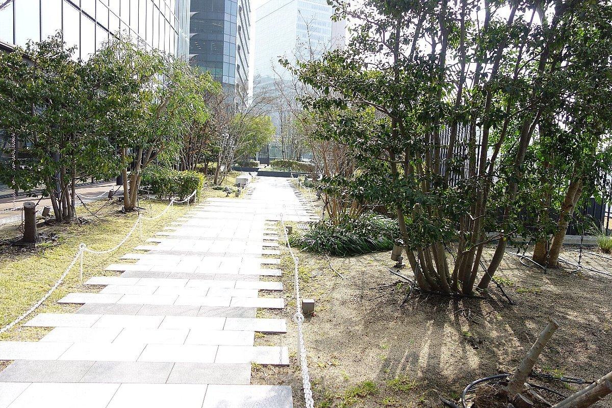 グランフロント大阪 北館(タワーB & C)_c0112559_08203861.jpg