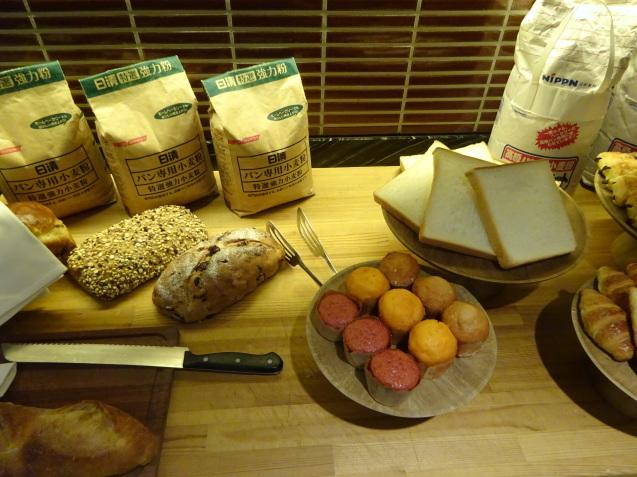 奥さんの名古屋 ~ 「ヒルトン名古屋」の続き、ラウンジ朝食、フィットネス_b0405262_05161454.jpg