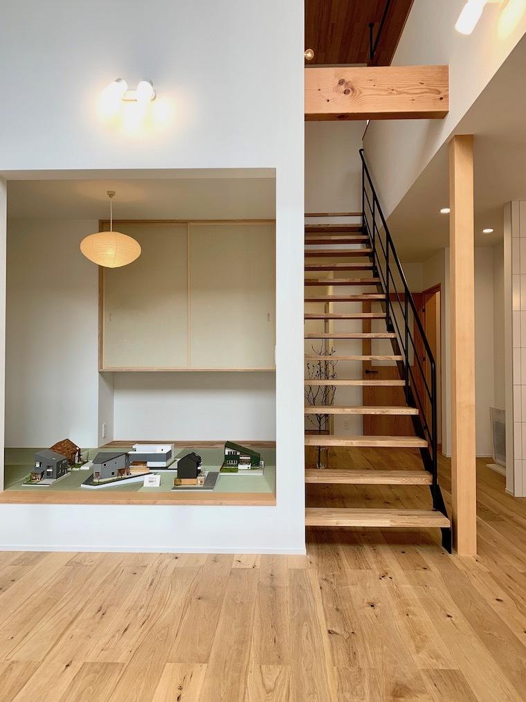 オープンハウス「Tidy house」_f0324766_18382304.jpg