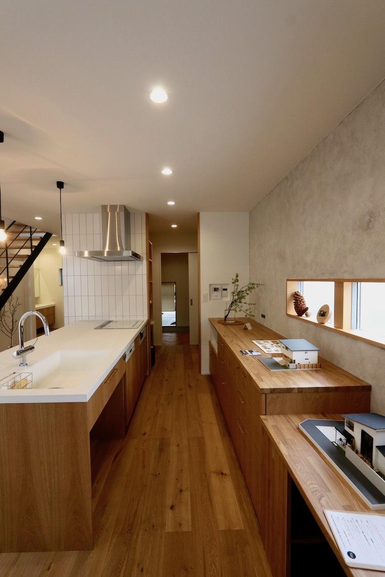 オープンハウス「Tidy house」_f0324766_18382352.jpg