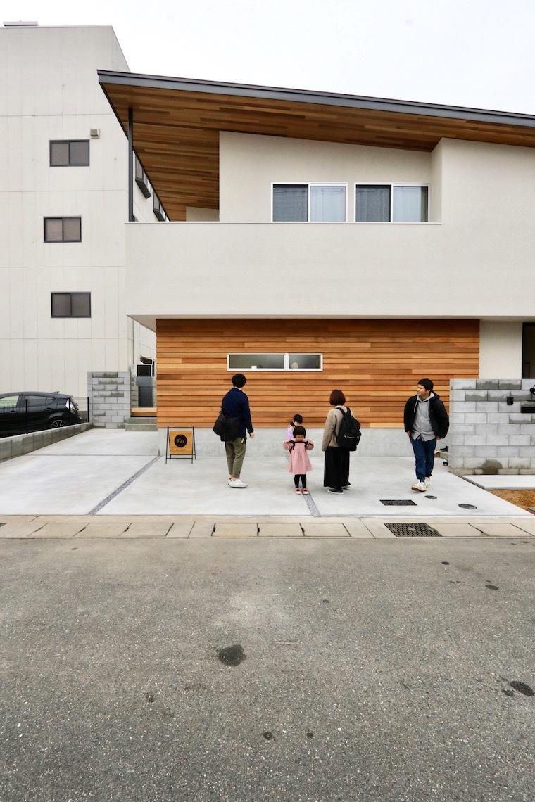オープンハウス「Tidy house」_f0324766_18382850.jpg