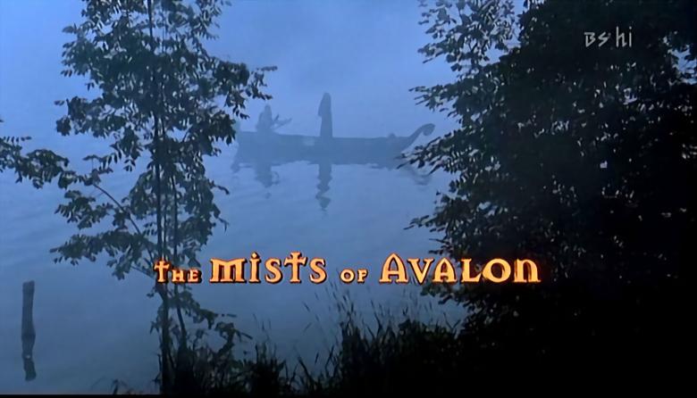 ドラマ版『アヴァロンの霧』_a0342172_17431023.jpg