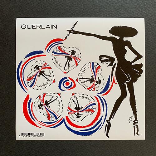 フランスの2020年バレンタイン切手が入荷しました♪_e0086476_11423746.jpg