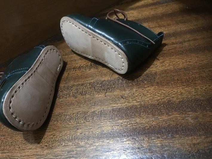 靴を作る 「ベビーシューズを作る 5」_e0197577_10480193.jpeg