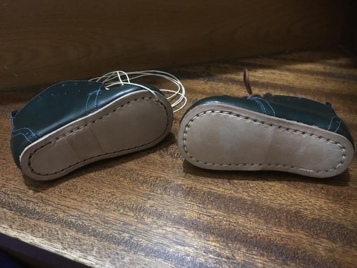靴を作る 「ベビーシューズを作る 4」_e0197577_10485674.jpeg