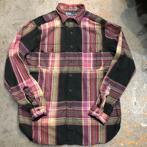 ◇ 80s Champion Reverse Weave By LAND'S END & MARCA BEER ◇_c0059778_13201600.jpg