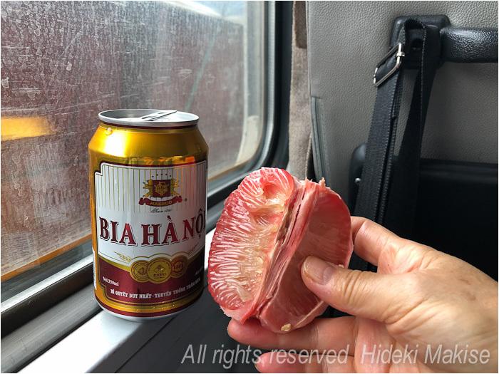 インドシナ周遊の旅 Ⅱ(14)ハイフォン(1)列車で_c0122685_19244465.jpg