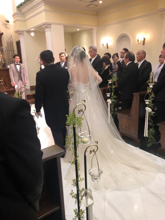 カワチの結婚式_f0217090_17563498.jpg