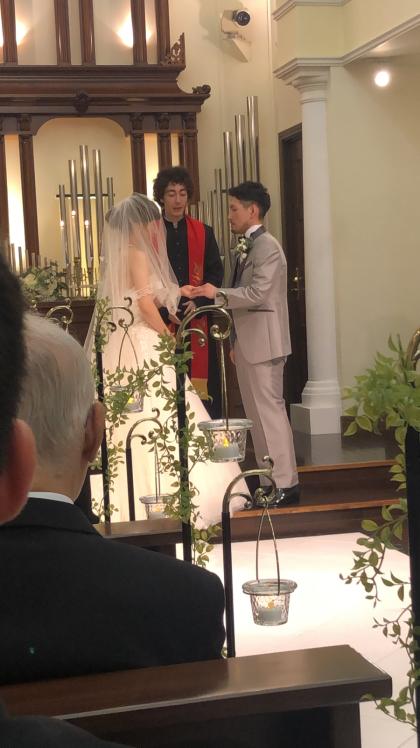 カワチの結婚式_f0217090_17580675.jpg
