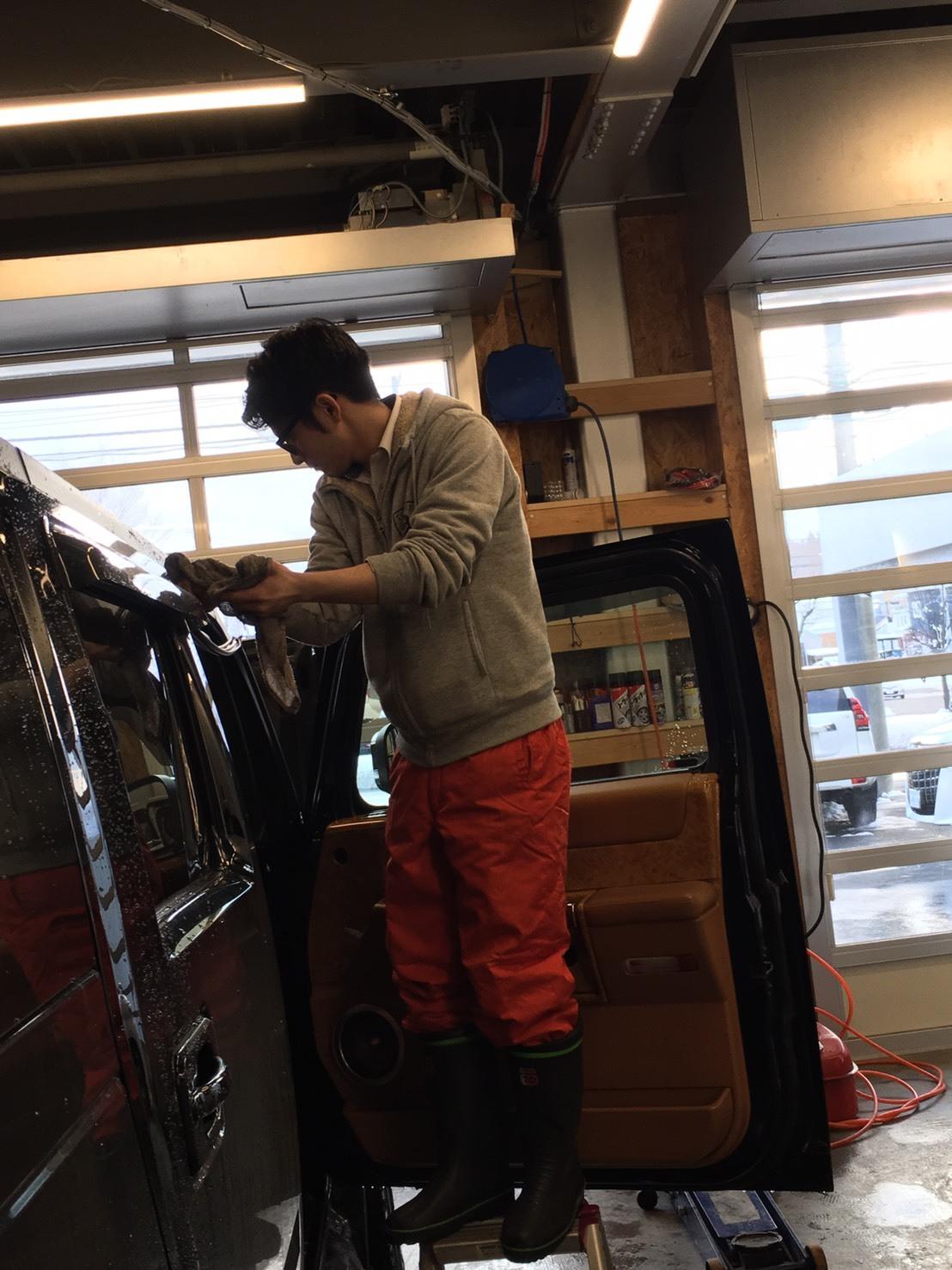 2月25日(火)本店ブログ♪ アルファード2.5S 4WDあります💛 ランクル ハマー アルファード_b0127002_19315802.jpg