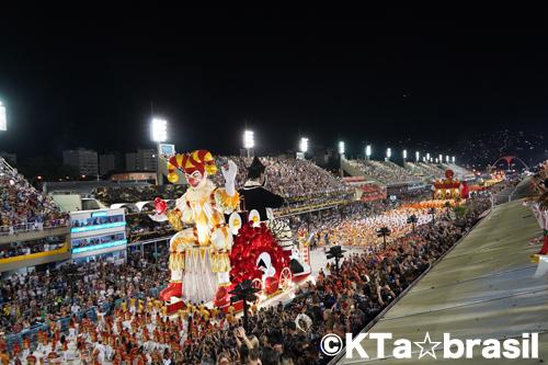 【速報◉最終日】 #リオのカーニバル 2020 #CarnavalRIO #ブラジル #Carnaval #Samba #Brasil_b0032617_20391657.jpg