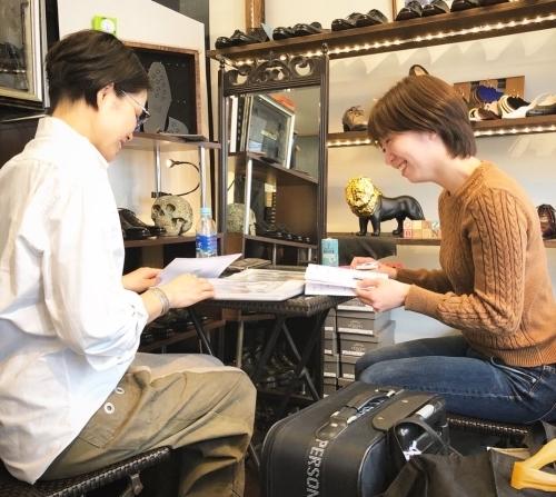 笑顔弾ける!オシャレの基本講座。by Instagram_d0336521_21544933.jpg