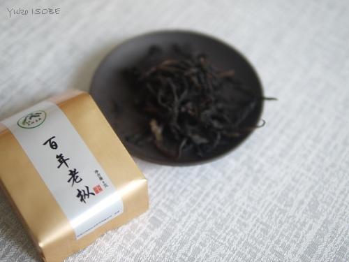 注目されている作り手の岩茶をいただく_a0169924_15535622.jpg