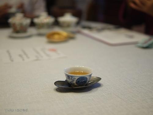 注目されている作り手の岩茶をいただく_a0169924_15573049.jpg