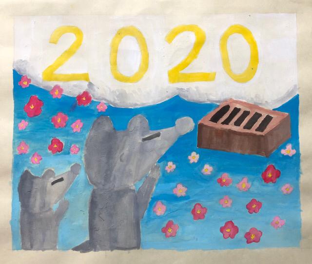 稲沢教室、児童コースのカレンダーが完成しました。1_f0373324_10422938.jpg