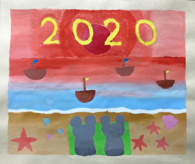 稲沢教室、児童コースのカレンダーが完成しました。1_f0373324_10423030.jpg