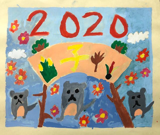 稲沢教室、児童コースのカレンダーが完成しました。1_f0373324_10423250.jpg