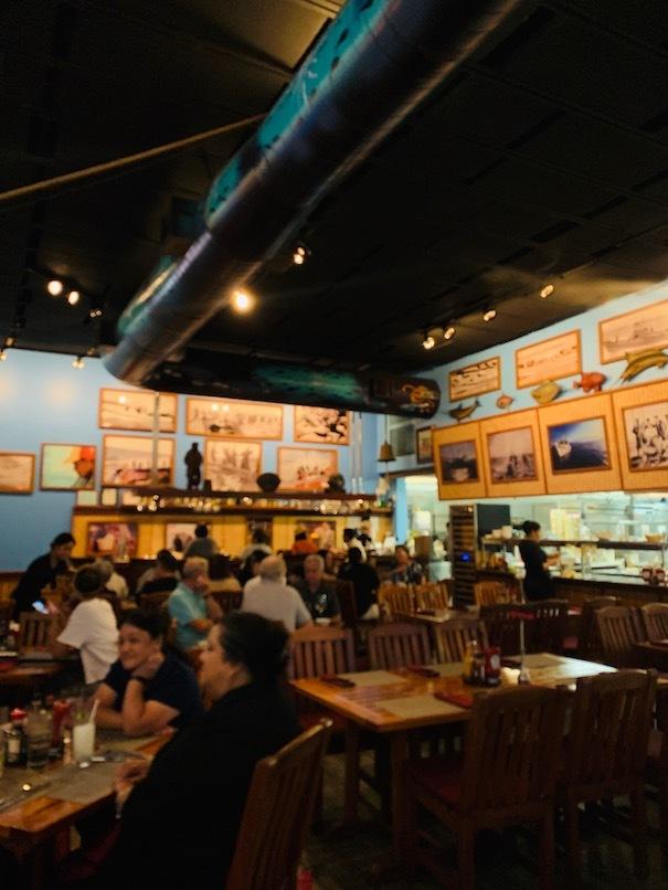 姉と過ごすハワイ〜uncle\'s fish market&grill☆_c0187025_06585144.jpg