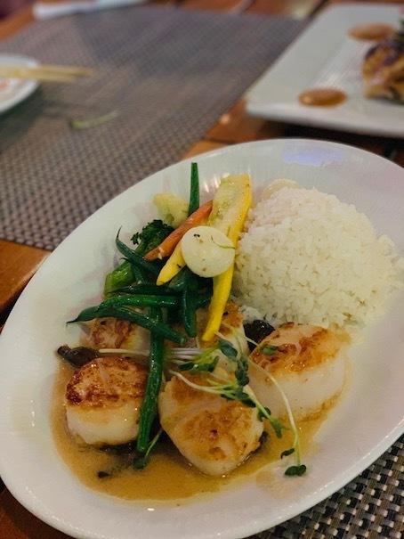 姉と過ごすハワイ〜uncle\'s fish market&grill☆_c0187025_07005143.jpg