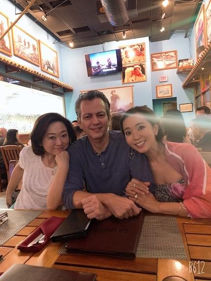 姉と過ごすハワイ〜uncle\'s fish market&grill☆_c0187025_07014940.jpg