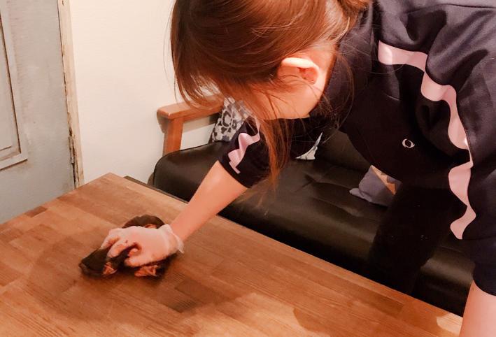 天板をのせるだけ☆ローテーブルを簡単リメイク_d0351435_06031323.jpg