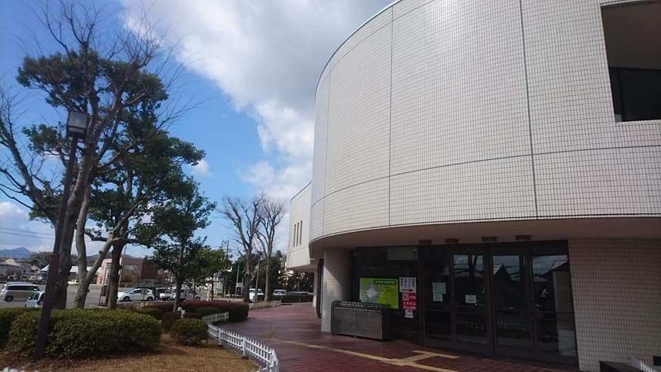 亀山市文化会館へ♪_f0373339_12322612.jpg