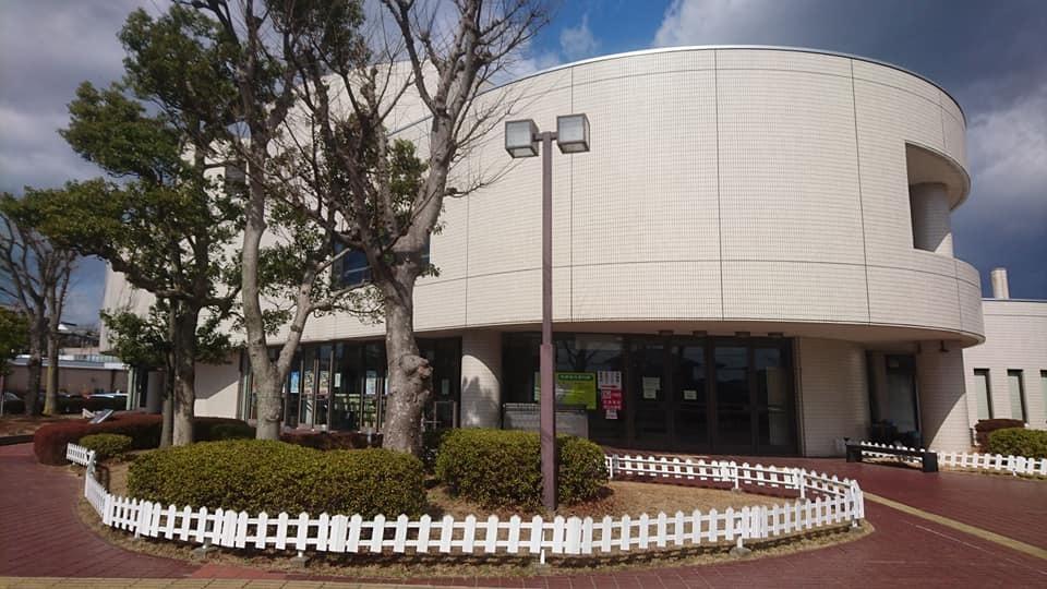 亀山市文化会館へ♪_f0373339_12322663.jpg