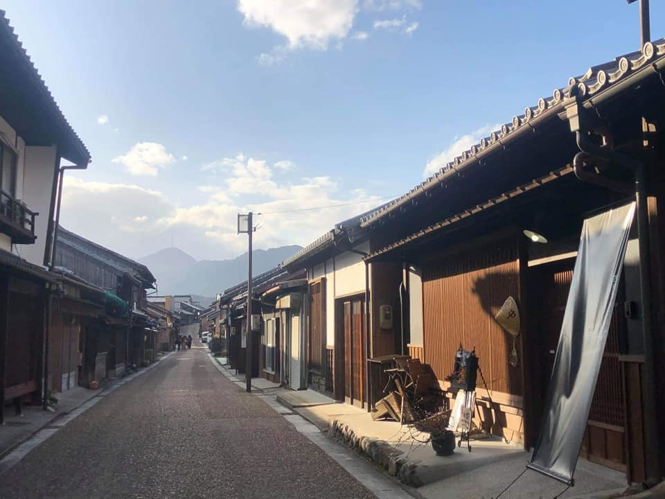 亀山市関町の町並み_f0373339_12491370.jpg