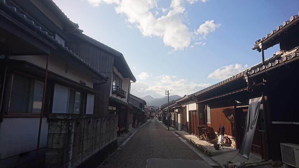 亀山市関町の町並み_f0373339_12505770.jpg