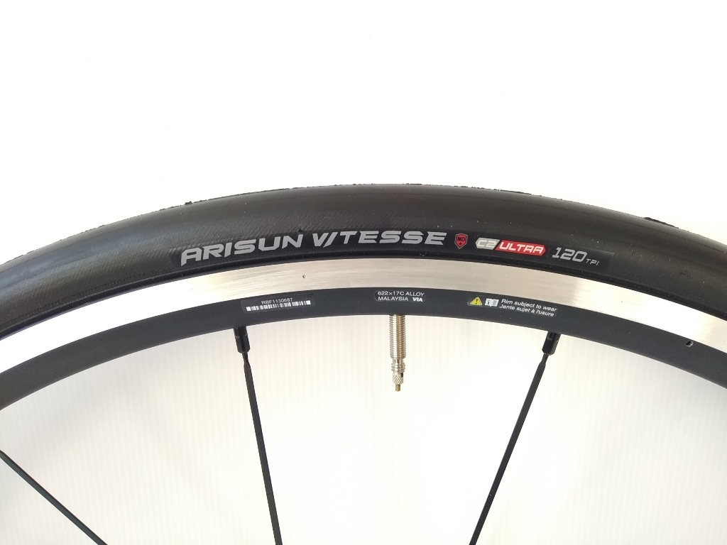 ARISUN(アリスン)ロード用タイヤ&チューブ①_a0386742_10542835.jpg