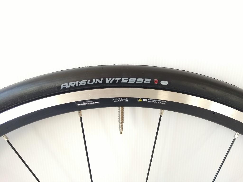 ARISUN(アリスン)ロード用タイヤ&チューブ①_a0386742_10564505.jpg