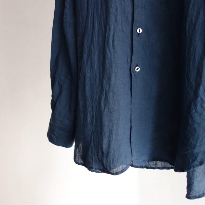 5月の製作 / DA linen easy shirt_e0130546_17455209.jpg
