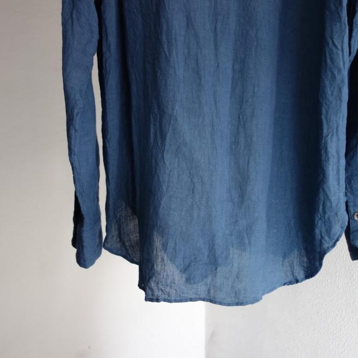 5月の製作 / DA linen easy shirt_e0130546_17475223.jpg