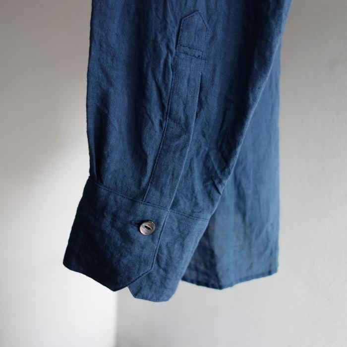 5月の製作 / DA linen easy shirt_e0130546_17481542.jpg