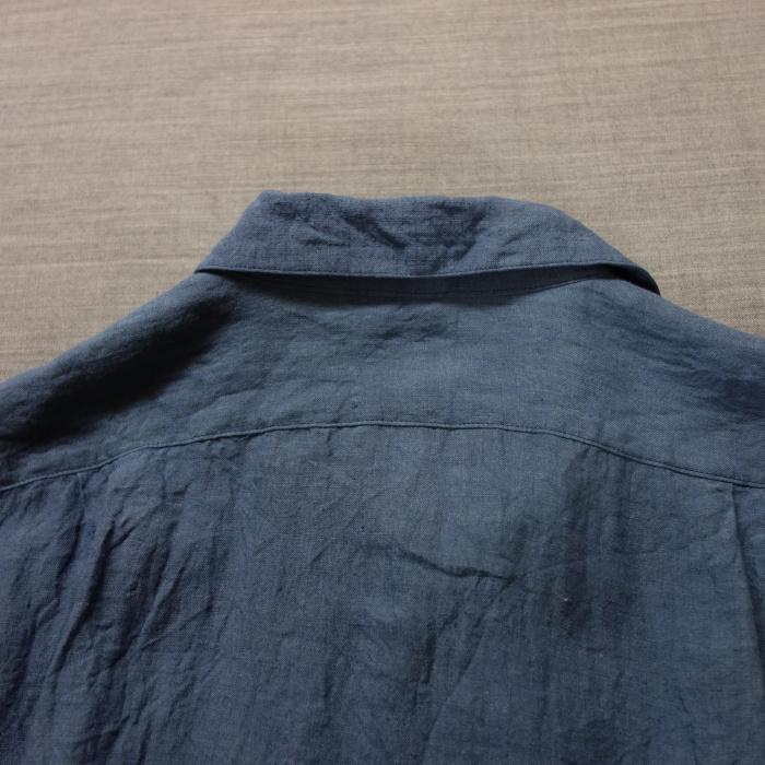 5月の製作 / DA linen easy shirt_e0130546_17550151.jpg