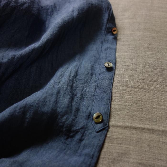 5月の製作 / DA linen easy shirt_e0130546_17552255.jpg