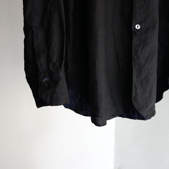 5月の製作 / DA indigolinen easy shirt by dealer made [別注品]_e0130546_18004331.jpg