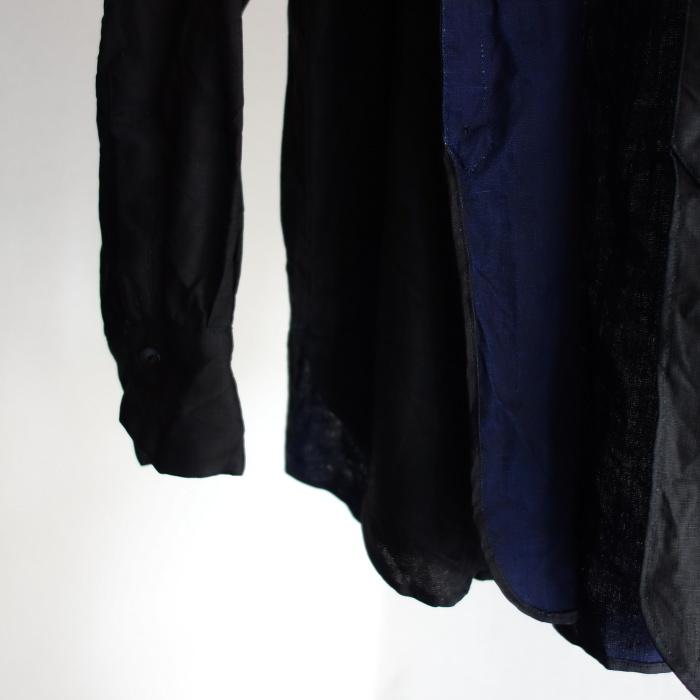 5月の製作 / DA indigolinen easy shirt by dealer made [別注品]_e0130546_18012505.jpg