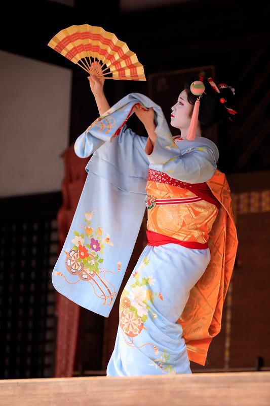 千本釈迦堂・節分祭(上七軒 市ぎくさん、市梅さん)_f0155048_22232681.jpg