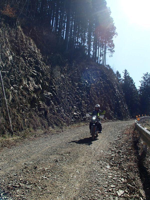 檜原村方面の林道現地調査_f0119755_16085108.jpg