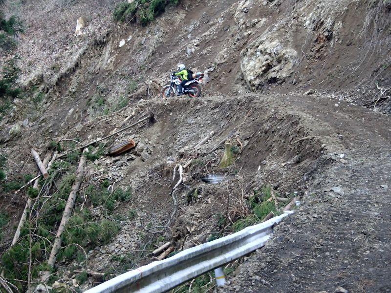 檜原村方面の林道現地調査_f0119755_16365446.jpg
