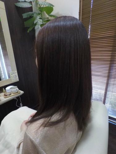 美髪ストレート♪_d0220957_12424025.jpg