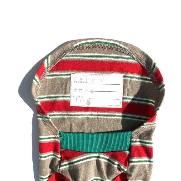 seven seas dog Neo WAN button T セブンシーズドッグ ボタンTシャツ_d0217958_11562616.jpeg