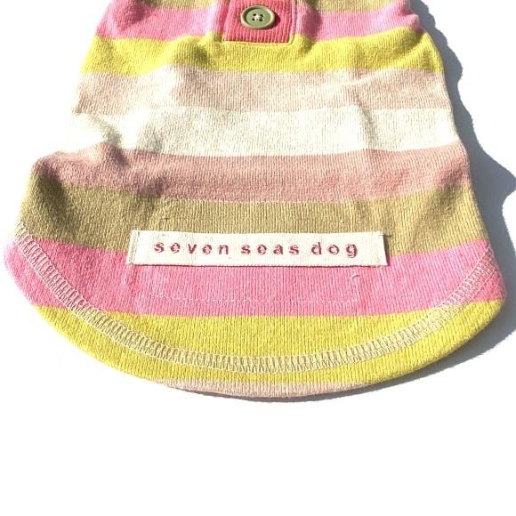 seven seas dog Neo WAN button T セブンシーズドッグ ボタンTシャツ_d0217958_17534393.jpeg