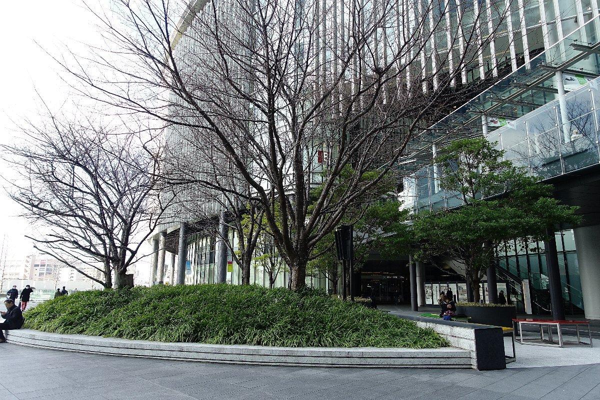 グランフロント大阪 うめきた広場_c0112559_08504414.jpg